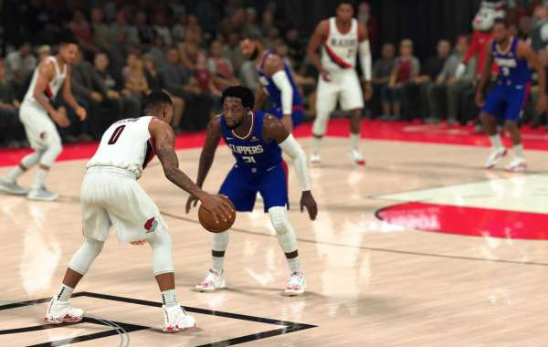 Mmoexp - Creating a MyPlayer in NBA 2K21 means picking your own style