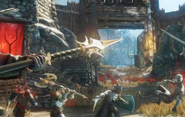 The Hunter Tree is Bow's best partner in New World